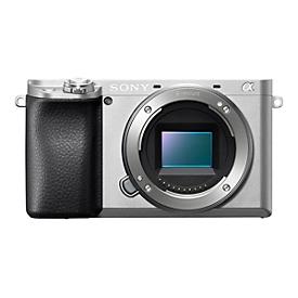 Sony a6100 ILCE-6100L - Digitalkamera 16-50-mm-Objektiv