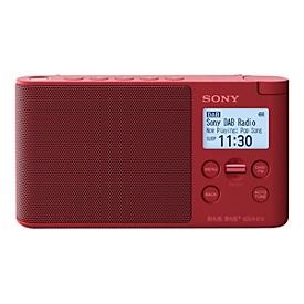 Sony XDR-S41D - tragbares DAB-Radio