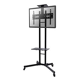 Soporte de suelo para pantallas planas NewStar PLASMA-M1700E, hasta 55