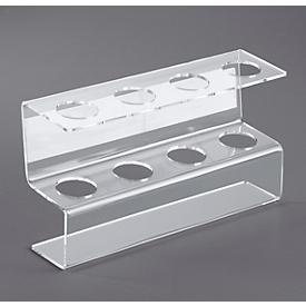 Soporte magnético para rotuladores de pizarra MAUL, acrílico