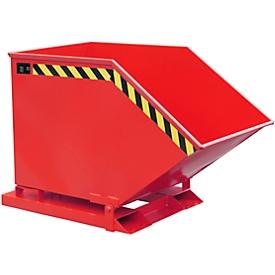Spaander kiepbak SKK 400, rood