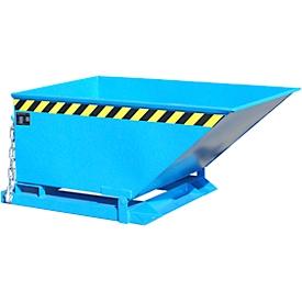 Späne-Kippmulde SKN 400, blau