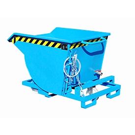 Spänebehälter SKM 30, blau (RAL 5012)
