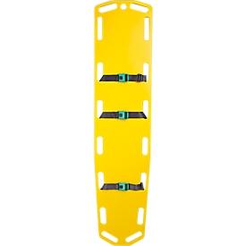 Spine-Board, nach DIN EN 1865, Belastung 150 kg, patientenschonender Transport
