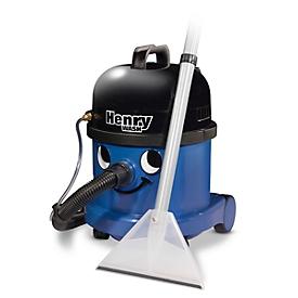 Sproei-extractiemachine HENRY Wash, 3 in 1, 1060 W, 2400 mwk, 9 l nat volume, met speciale accessoires