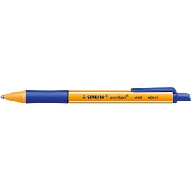 STABILO® Kugelschreiber pointball, blau