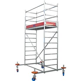 STABILO Professional Fahrgerüst, Serie 10, 3,00 m Arbeitshöhe