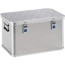 Standard-Box, Leichtmetall, ohne Stapelecken, 60 l
