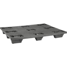 Stapelbare blokpallet, 1000 x 1200 mm, 5 stuks