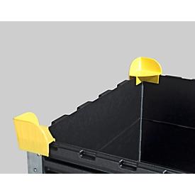 Stapelhoeken voor opzetframe, 20 stuks