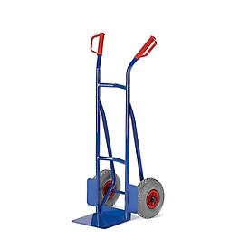 Stapelkarre, Vollgummireifen, Tragkraft 250 kg