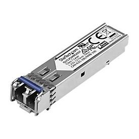 StarTech.com Cisco GLC-LX-SM-RGD kompatibel SFP - Gigabit Fiber 1000Base-LX SFP Transceiver Module - SM LC - 10 km - 1310nm - SFP (Mini-GBIC)-Transceiver-Modul - GigE