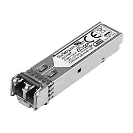 StarTech.com HP JD119B kompatibel SFP - Gigabit Fiber 1000Base-LX SFP Transceiver Module - SM LC - 10km - 1310 nm- DDM / DOM - SFP (Mini-GBIC)-Transceiver-Modul - GigE