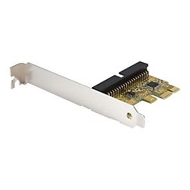 StarTech.com PCI Express IDE Controller Schnittstellenkarte - PCIe IDE Adapterkarte - Speicher-Controller - ATA - PCIe x1