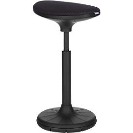 Steh-/Sitzhilfe SSI PROLINE P 3-D, ergonomisch, patentierte Sohle, schwarz/schwarz