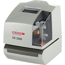 Stempelklok model ZS 3200