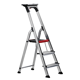 Stufenstehleiter Double Decker, 3 Stufen