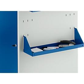 Tablero de almacenamiento frontal para armario de PC