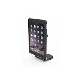 Tablethouder Compulocks Grip&Dock, universeel voor alle tablets, met slot, zwart