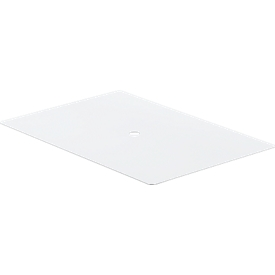 Tapa antipolvo para caja apilable 14/6-2, 2Z, 2H, plástico