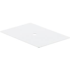 Tapa antipolvo para caja apilable 14/6-3, plástico