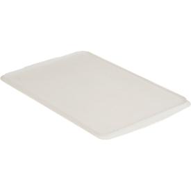 Tapa para recipiente polivalente, 668 x 445mm, blanco