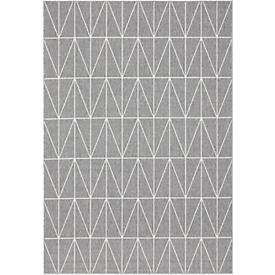 Tapijt Fenix, PP, dikte 4 mm, wasbaar, B 1200 x D 1700 mm, model B