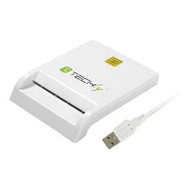 TECHly Compact - SmartCard-Leser/-Schreiber - USB 2.0