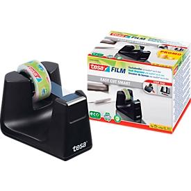 Tesa plakbandabroller Smart 53904, voor plakbandroller 15 mm x 10 m, incl. rol Tesafilm
