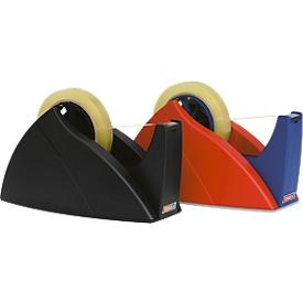 tesa prof- tafelafroller, zwart, voor rollen van 66 m x 25 mm