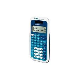 Texas Instruments TI-34 MultiView - Wissenschaftlicher Taschenrechner