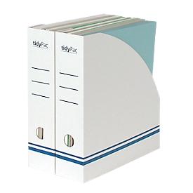 Tijdschriftdoos, passend voor A4-formaat, 20 stuks