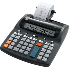 Tischrechner Triumph-Adler 4212 PDL Euro