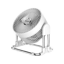Tischventilator VIND, Ø 210 mm, Höhe 180 mm, 45 W, weiß