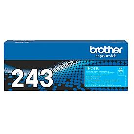 Toner Brother TN-243C, printcapaciteit ca. 1000 pagina's, cyaan