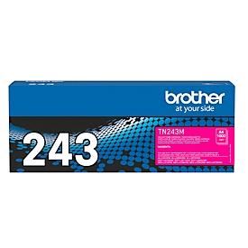 Toner Brother TN-243M, printcapaciteit ca. 1000 pagina's, magenta