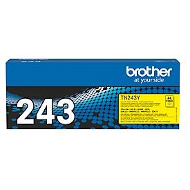 Toner Brother TN-243Y, printcapaciteit ca. 1000 pagina's, geel