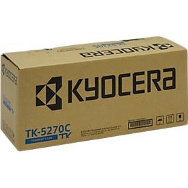 Toner Kyocera TK-5270C, cyaan, 6000 pagina's