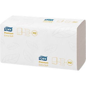 TORK® Handtuch Premium Interfold extra weich, 2100 Tücher