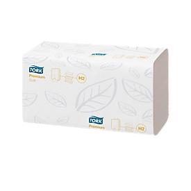 Tork Xpress®handdoekken Soft, Interfold, 2-laags, wit, L 340 x B 210 mm, 2310 vellen