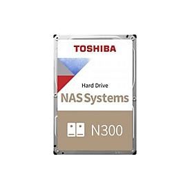 Toshiba N300 NAS - Festplatte - 4 TB - SATA 6Gb/s
