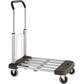 Transportador de cargas de aluminio