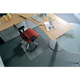 Transstat® antistatische beschermingsmat, voor harde vloeren, 900 x 1200 mm