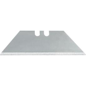 Trapezium reservemesjes voor safety-cutter PREMIUM, 10 st.