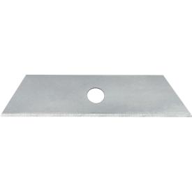 Trapezium reservemesjes voor safety-cutter STANDAARD, 10 st.