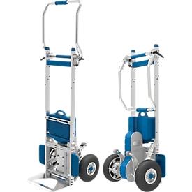 Trappenklimmer DM-System met elektromotor, belastbaar tot 170 kg, tot 1.700 trappen per acculading