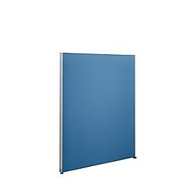 Trennwand Sys 50, 1000x1200, blau