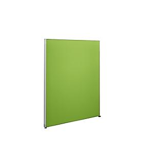 Trennwand Sys 50, 1000x1200, grün