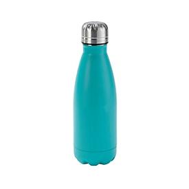 Trinkflasche 0,3 l, Hellblau, Standard, Auswahl Werbeanbringung optional