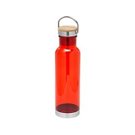 Trinkflasche - ca. 750ml, Rot, Auswahl Werbeanbringung optional